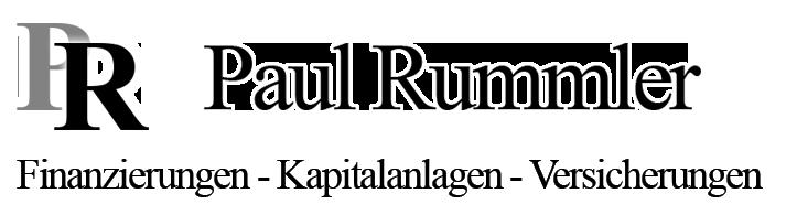 Paul Rummler - Finanzierungen
